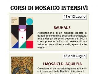 B_volantino corsi mosaico 2018